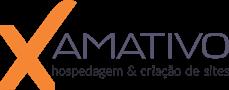 Xamativo Hospedagem e Criação de Sites Profissionais Logo